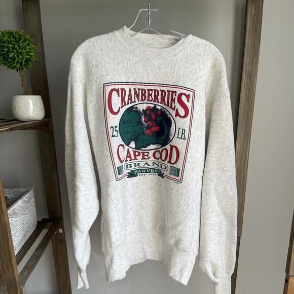 Vintage Super Cozy Cranberries Sweatshirt